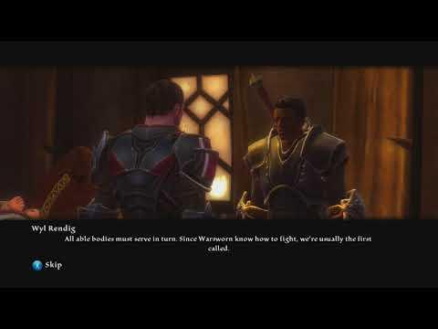 "Kingdoms of Amalur: Reckoning pt. 12 (No Commentary) ""The Road Patrol"" - Warsworn"