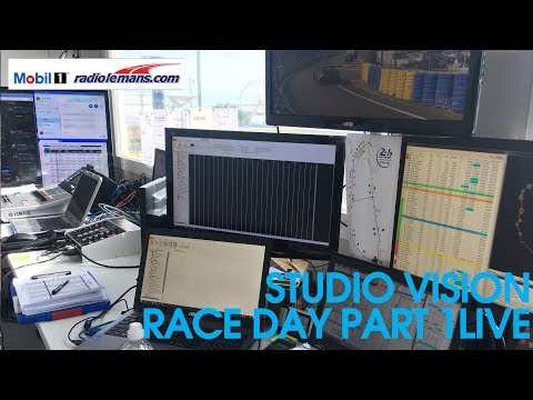 Mobil 1 Radio Le Mans Studio Vision - Race Day Part 1