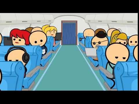 Flight Safety - Cyanide & Happiness Shorts