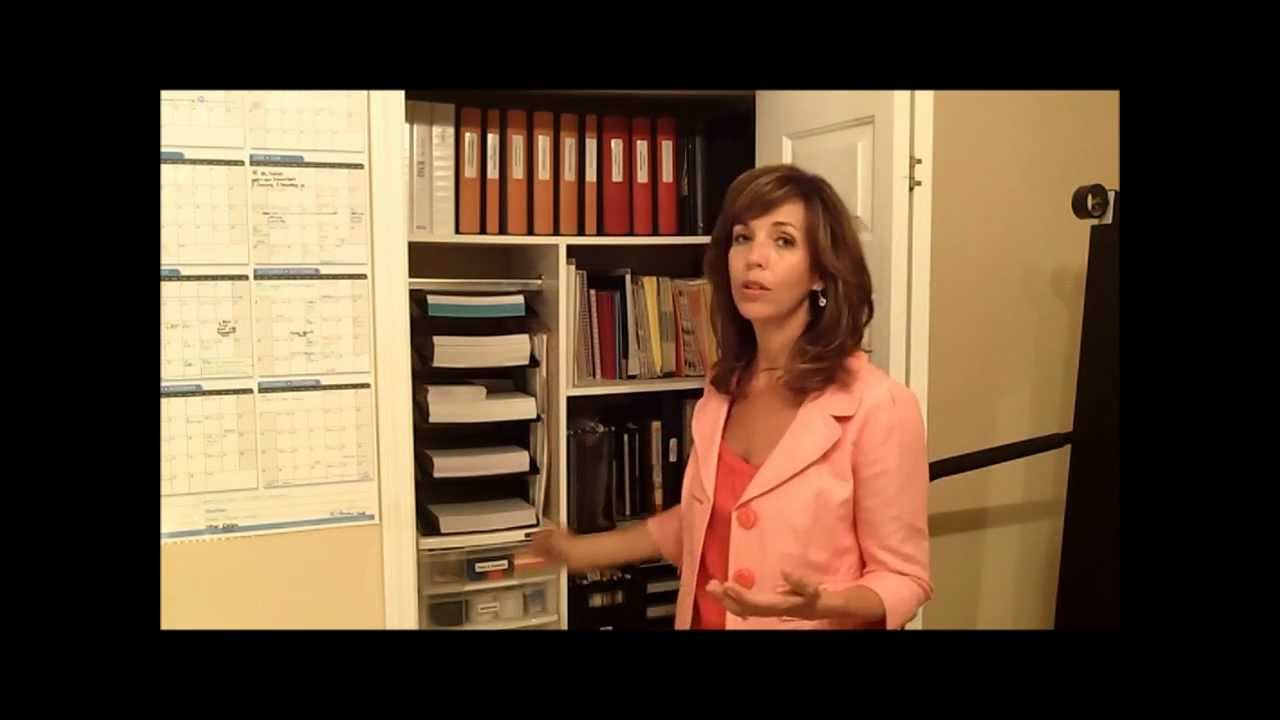 How To Get Organized At Work How To Organize Office