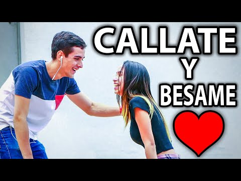 💋CALLATE Y BESAME (BROMA)