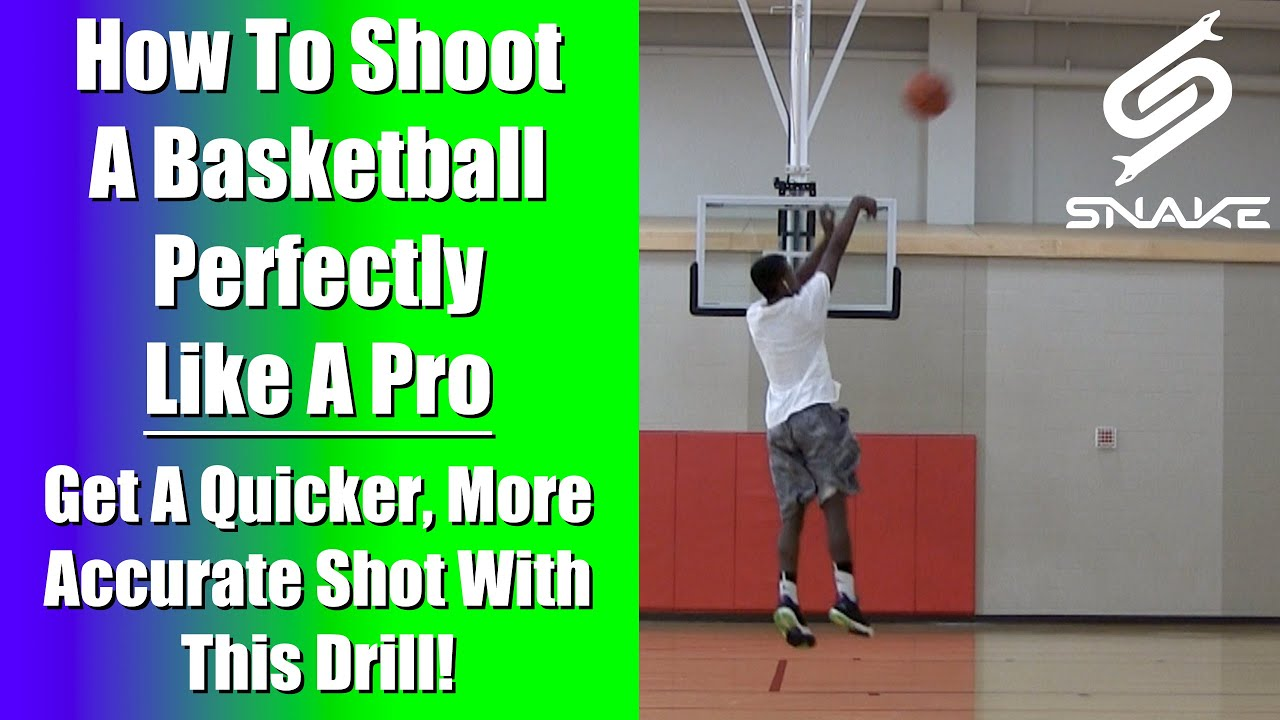 Fun Shooting Drill Shooting Tips: Best Basketball Shooting Drills By Yourself