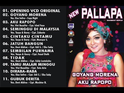 Tasya Rosmala & Gerry Mahesa - New Pallapa - Sembilan Purnama [ Official ]