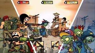 Zombies Can't Jump 2 Gameplay Trailer