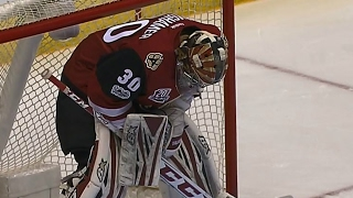Gotta See It: Langhamer preserves Coyotes win with incredible last second save