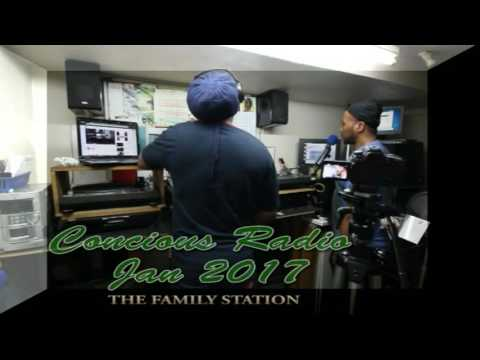 DS Jammers on Concious Radio - Kwanzaa 29th Jan 2017 -  DJ Brother Minty