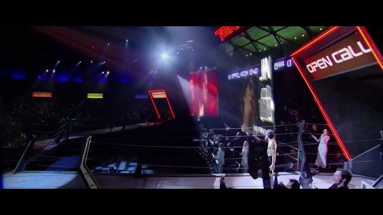 Download Tekken (The Movie) - Jin Kazama vs Miguel Rojo