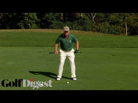 Tom Watson Reveals His Secret to a Consistent Golf Swing | Golf Lessons | Golf Digest