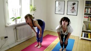 Repeat youtube video Queef part2 Yoga