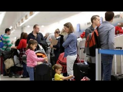 Record number of Americans traveling for Thanksgiving