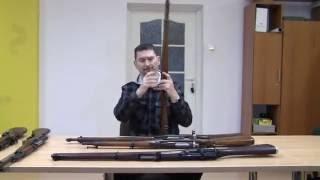 Broń wojskowa jako broń mysliwska