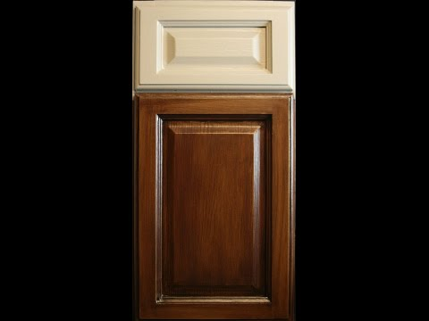 Stain your existing painted cabinets (Real Wood Primer)