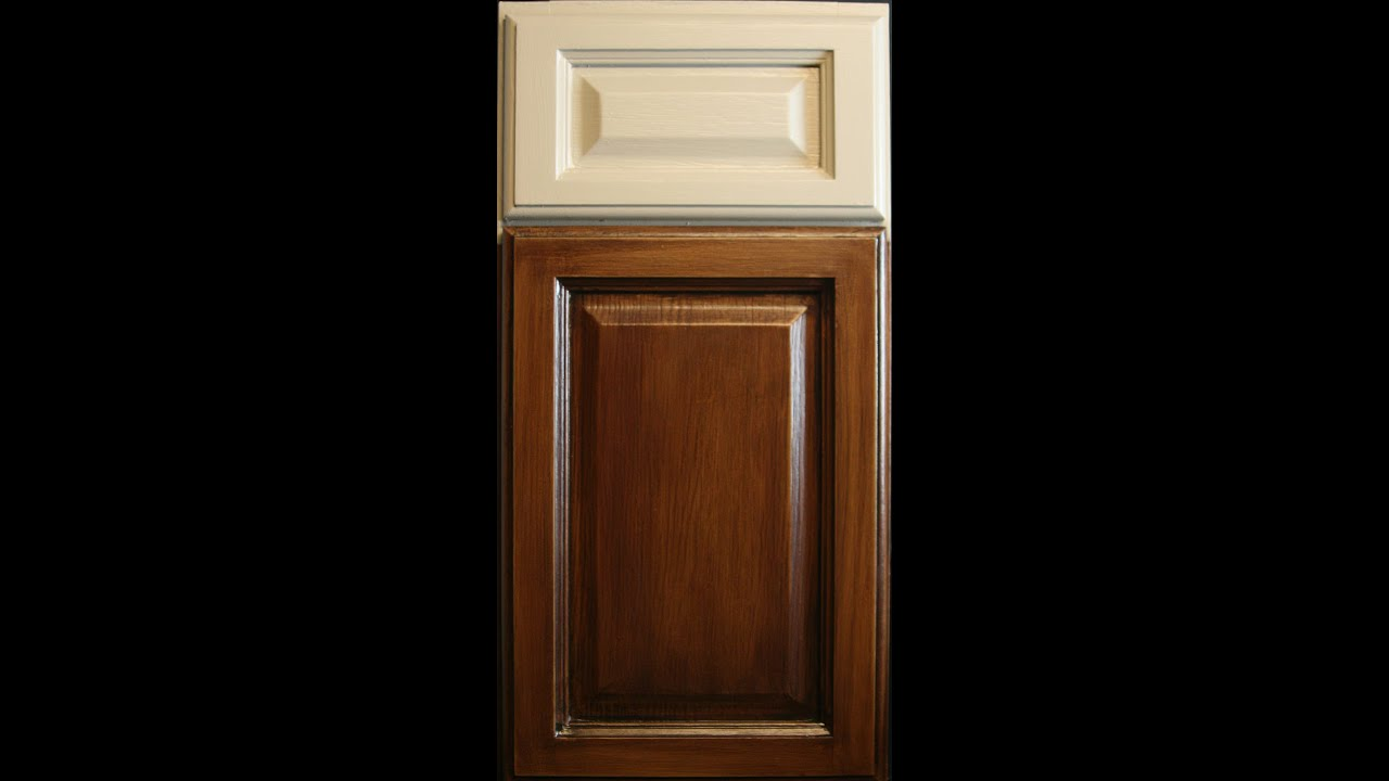 Real Wood Kitchen Doors Stain Your Existing Painted Cabinets Real Wood Primer Youtube