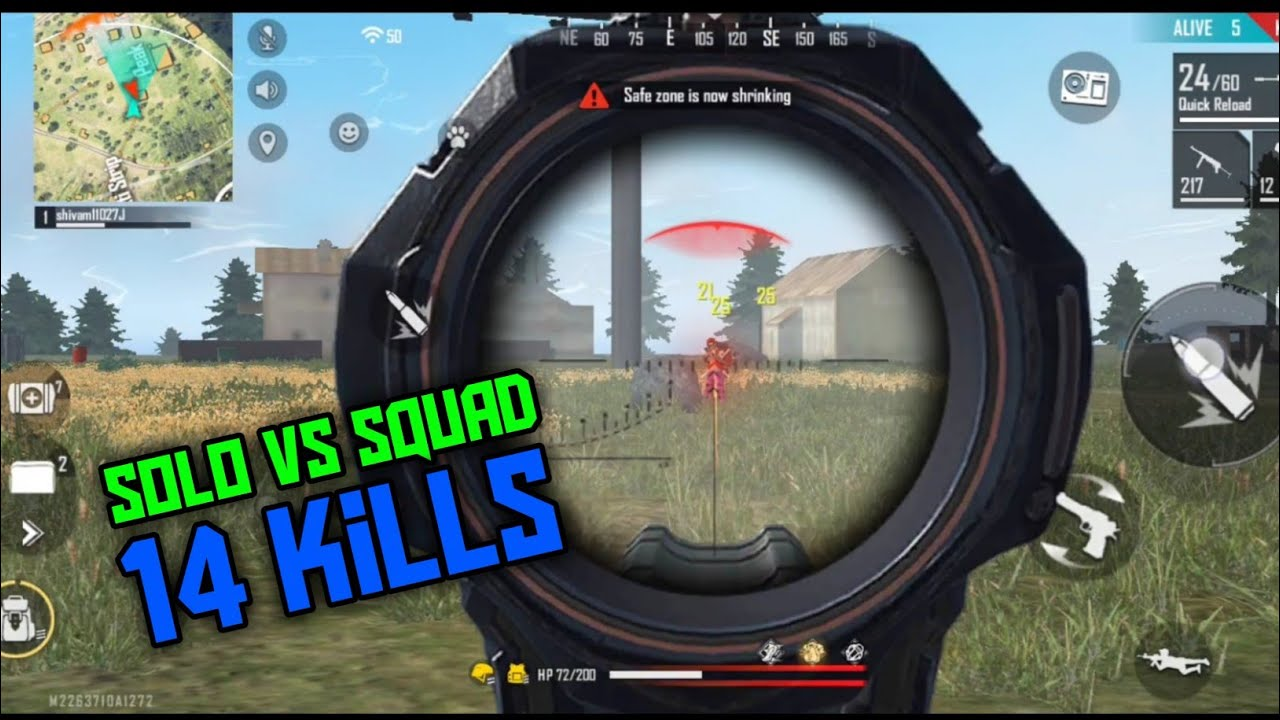 Download Solo vs Squad ✓✓|| fully rush gameplay ✓✓|| SvM Gaming