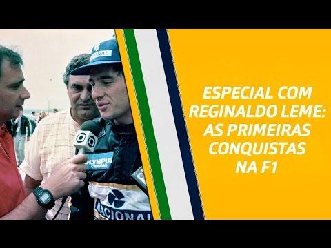Especial Reginaldo Leme | As Primeiras Conquistas Na Fórmula 1 | #SennaTV - 044