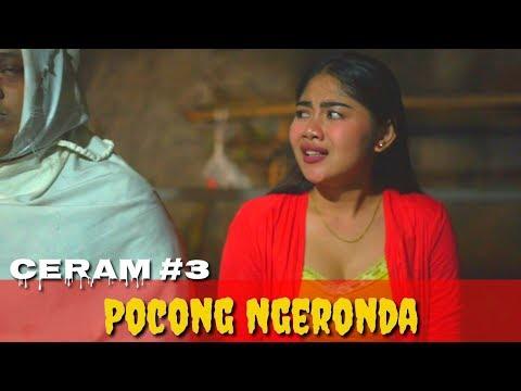 Pocong Ngeronda | Film pendek horor komedi | Cerita Seram The Series #3