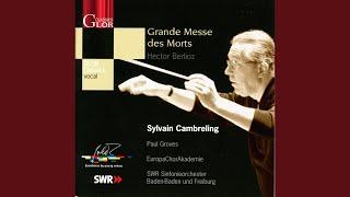 """Grande messe des morts, Op. 5, """"Requiem"""": Quid sum miser"""