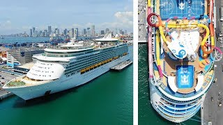 Our first time on Navigator of the Seas ($115 million upgrade)
