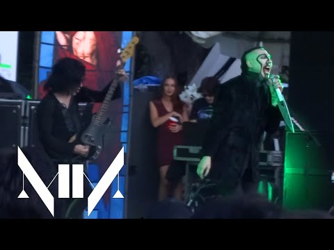 Marilyn Manson CONCERT 7/22/15 Bayfront Park Amphitheater Miami FL Full Show Live