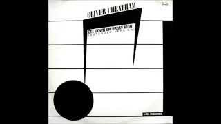Oliver Cheatham Get Down Saturday Night 12 Inch Mix.mp3