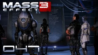 MASS EFFECT 3 [047] [Die Tafel der Gefallenen] [Mass Effect 3 Ende] [Deutsch German] thumbnail