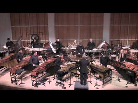 Symphony for Percussion by Eric Ewazen