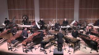 Symphony for Percussion by Eric Ewazen