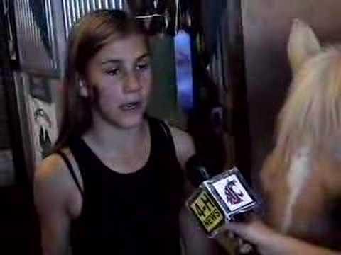 Washington State Fair Claire Tuner Interview Toni Brinker