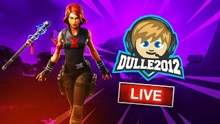 Tagga till!😎 Lirar Fortnite med Alex D'Rosso! | Dulle2012 | 6 years old | 278+ wins