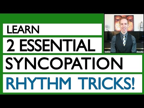 2 Syncopation Rhythms Every Musician Must Know
