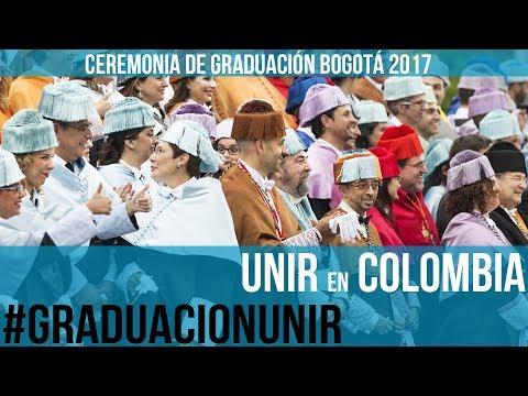 Ceremonia de Graduación Bogotá 2017 | UNIR COLOMBIA