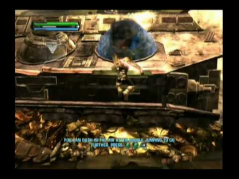 Junk Valley - Raxus Prime - The Force Unleashed | WikiGameGuides
