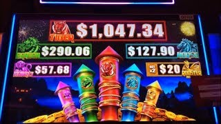 ★NEW Slot ! FAST FORTUNE★FAST FORTUNE 5 DRAGONS GOLD Slot☆$250 Free Play Live Play@ San Manuel 栗☆彡