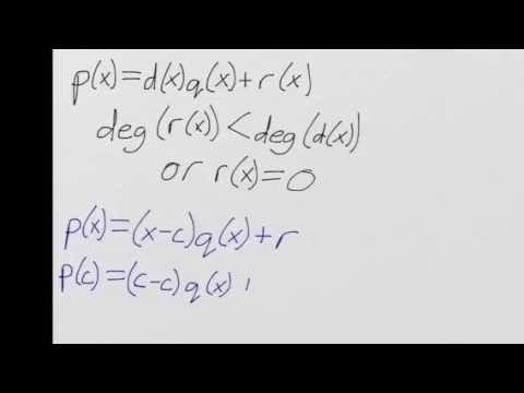 College Algebra Lesson 7 (Spring 2017): Summary of