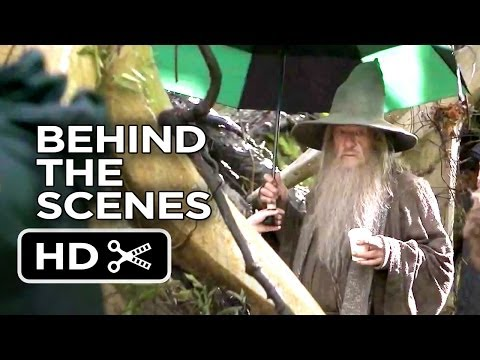 The Hobbit: The Desolation of Smaug Production Blog 12 2013 HD