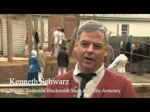 Colonial Williamsburg's Tinsmith Shop