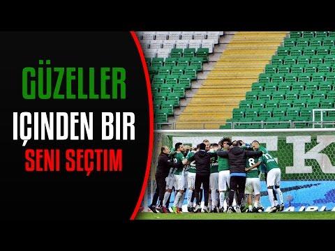 Bursaspor 2-1 Gaziantepspor | Maç Sonu Görüntüleri