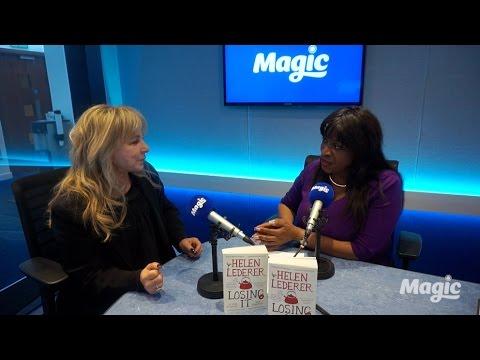 Helen Lederer talks Ab Fab movie and 'Losing It'