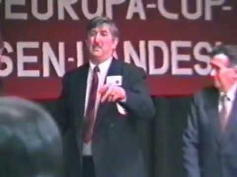 10. Schach-Europa-Cup-Turnier Deafchess 1991 Hamburg Teil 1