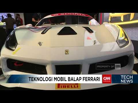 Di Balik Teknologi Mobil Balap Tim Supercar Indonesia