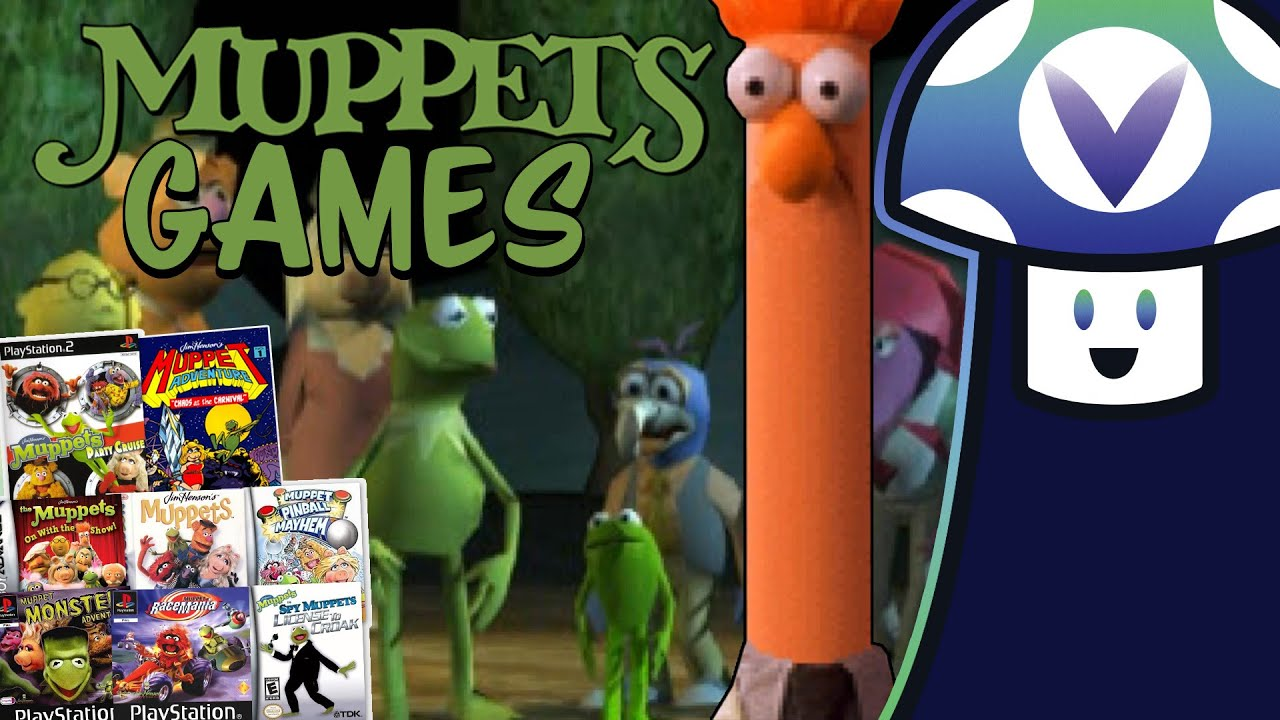 [Vinesauce] Vinny – Muppet Games