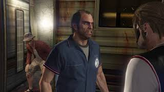 Grand theft Auto V Part 8 maude Work & Taking out The Lost for Good?