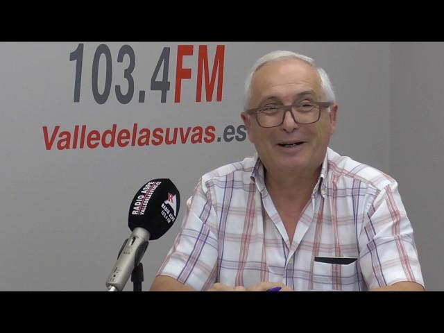 Entrevista charla pensiones #Aspe 2019