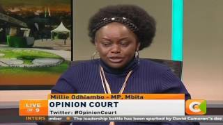 Opinion Court Party Merger bill 30/06/2016