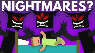 Why Are Nightmares So Scary?