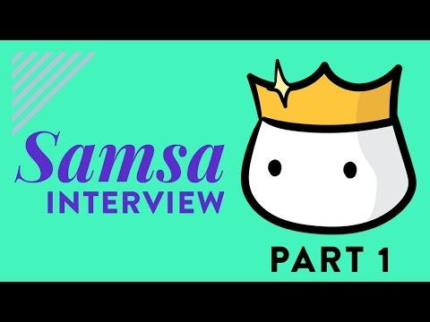 Rapper Samsa Interview (Part 1) Tinder Samurai, Lo-Fi Rap, Being A Pakistani and Muslim Rapper