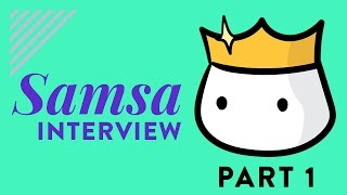 rapper samsa interview part 1 tinder samurai lo fi rap being a pakistani and muslim rapper