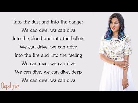 TIAAN - Dive Deep | Tujhme Rab Dikhta Hai (Vidya Vox Mashup Cover)(Lyrics)
