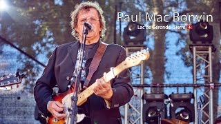 Paul Mac Bonvin - live - Festival Week-end au bord de l