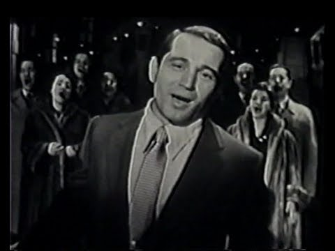 Perry Como Live - It's Beginning to Look a Lot Like Christmas